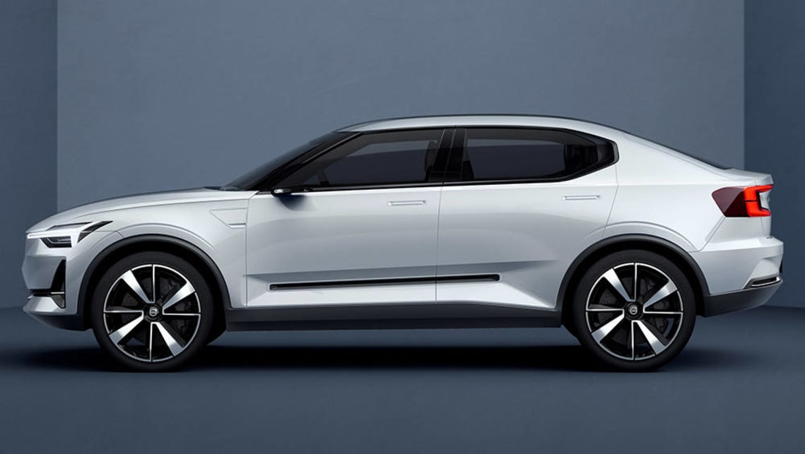 Volvo Previews New Suv And Sedan With New Concepts Car