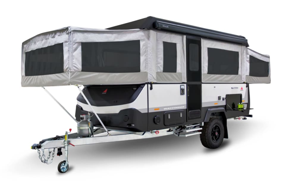 Pop Top Camper Trailer: Top 5 Pop Up Campers Reviewed