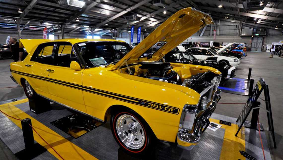Power And Poise On Display At Adelaide Auto Expo Car News