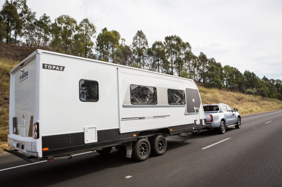 How to safely tow a caravan | CarsGuide