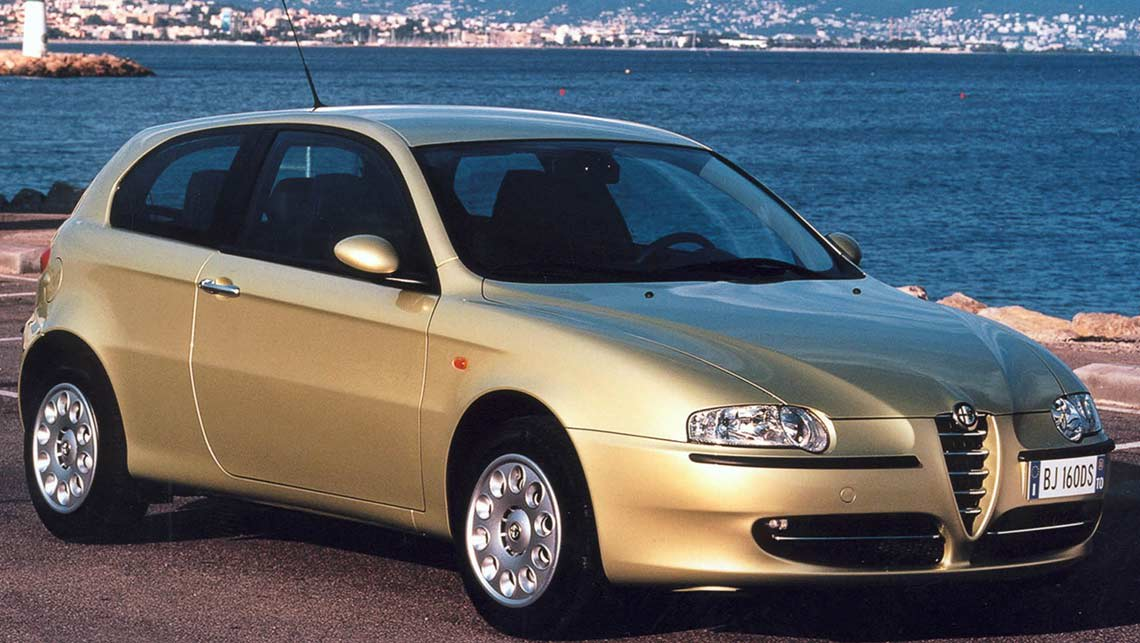 Used Alfa Romeo 147 Review 2001 2009 Carsguide