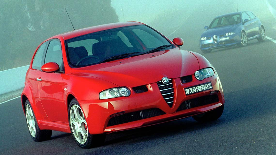 Alfa Romeo 147 Used Review 2001 2009 Carsguide