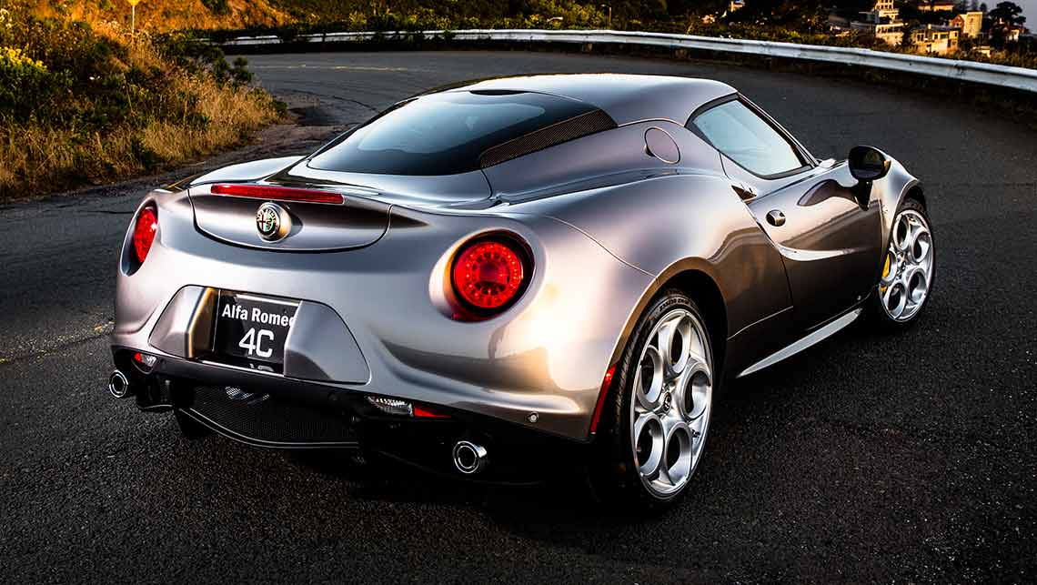 Alfa Romeo C New Car Sales Price Car News CarsGuide - Used alfa romeo 4c for sale