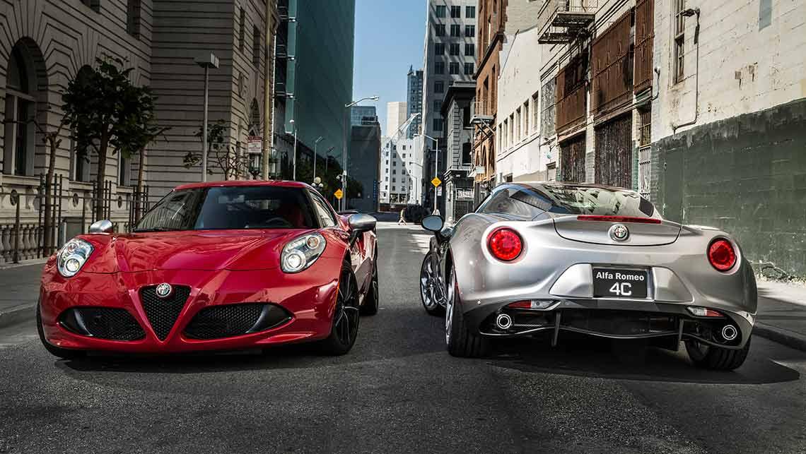 2015 Alfa Romeo 4C | new car sales price - Car News