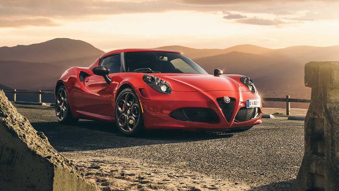 alfa romeo 4c launch edition 2015 review carsguide. Black Bedroom Furniture Sets. Home Design Ideas