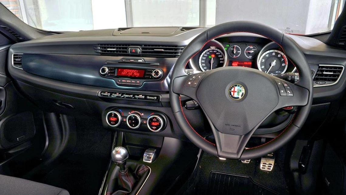 Used Alfa Romeo Giulietta Review CarsGuide - Used alfa romeo giulietta