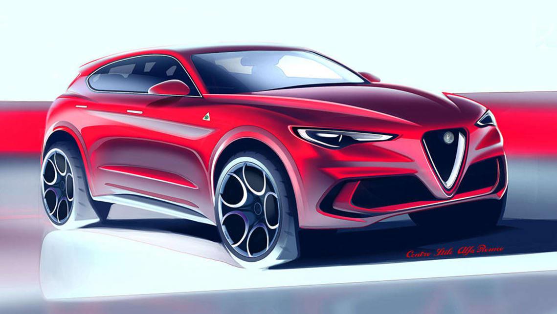 2017 Alfa Romeo Stelvio SUV revealed in LA | video - Car