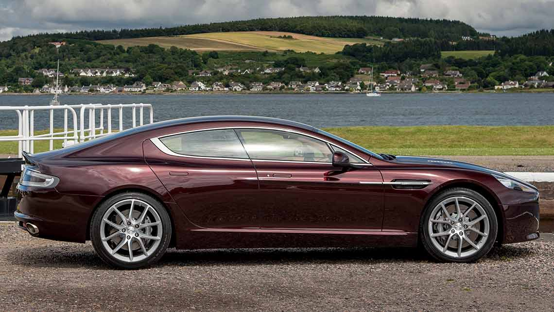 Aston Martin Rapide S 2014 review | CarsGuide