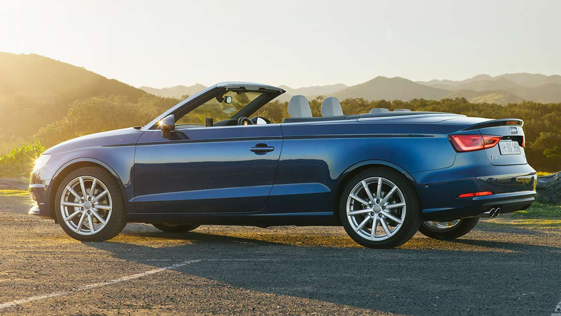 2015 Audi A3 Cabriolet 2.0 TDI review | CarsGuide