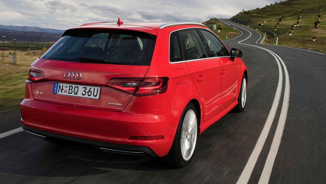 Audi A Sportback Etron Review CarsGuide - Audi a3 hatchback