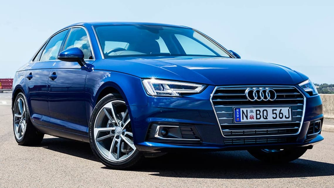 Perfect 2016 Audi A4 20 TFSI Quattro SLine Review  Road Test