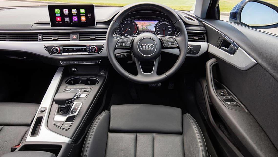 Toyota Of Manhattan >> Audi A4 2.0 TFSI Quattro S-Line 2016 review | CarsGuide