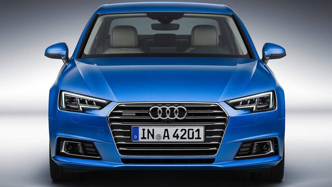 2016 Audi A4 New Car Sales Price Car News Carsguide