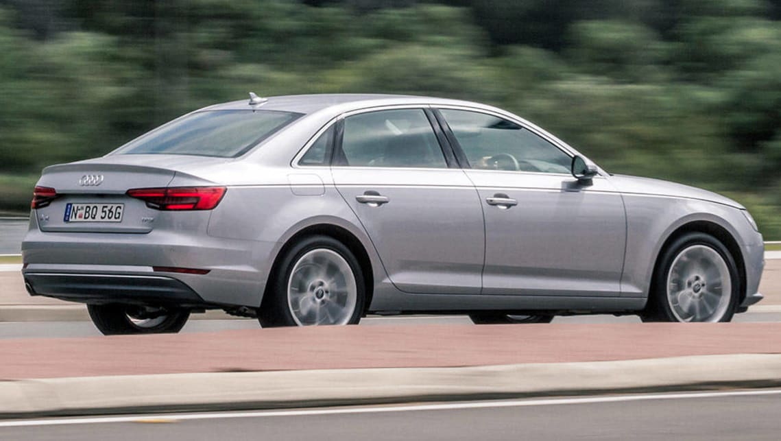2016 Audi A4 1 4 Tfsi Review Road Test Carsguide