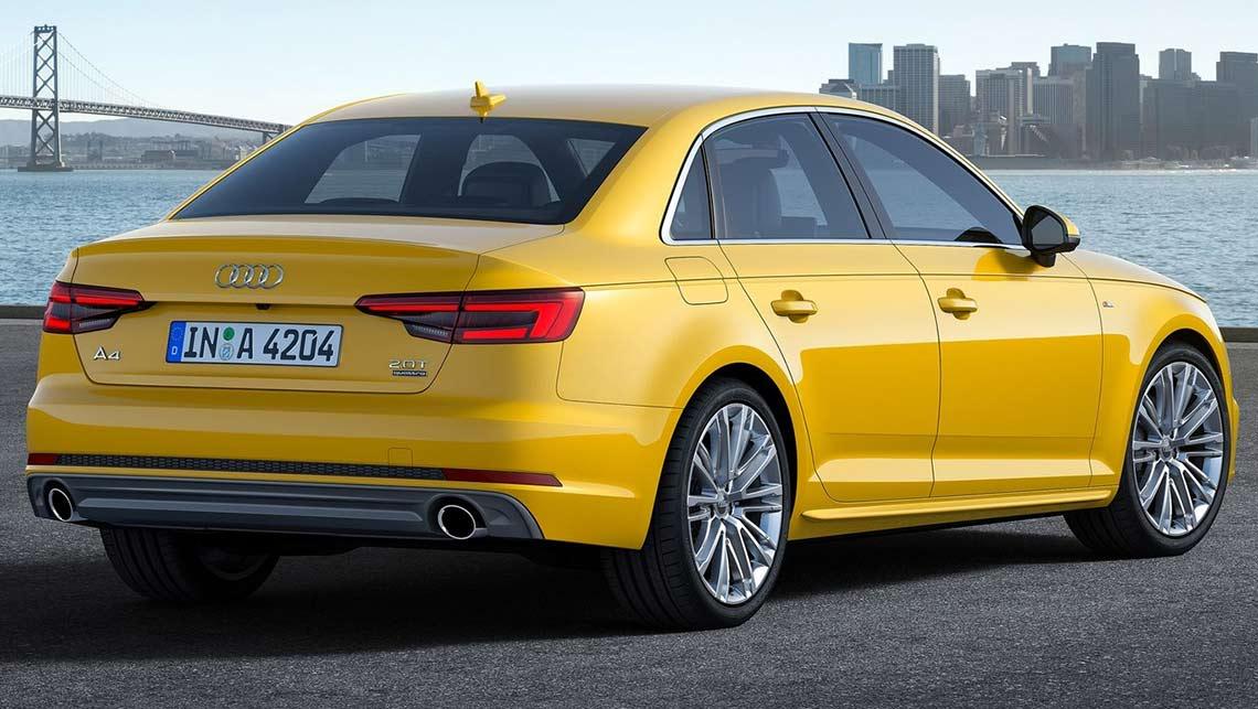 Audi a4 2017 price australia