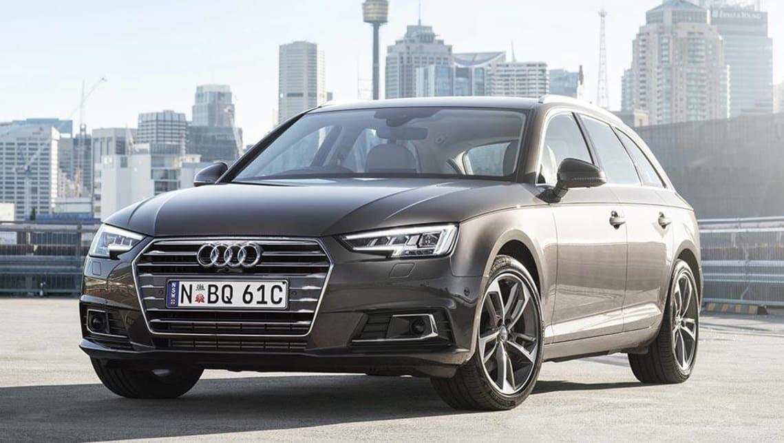 Audi a4 avant 2016 owners manual 5