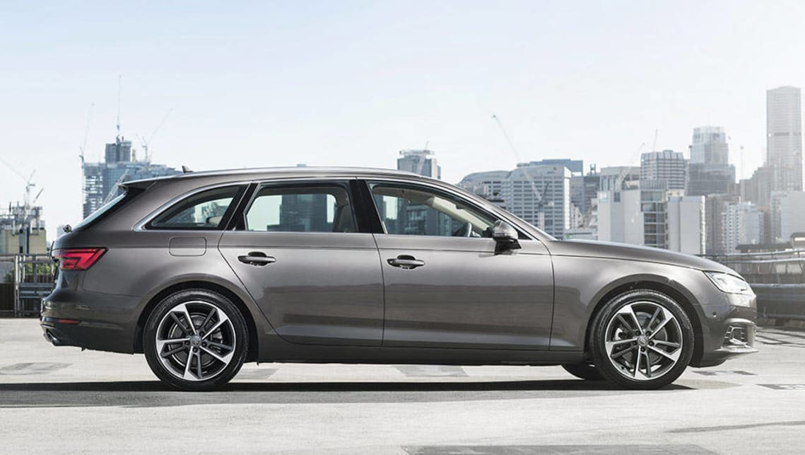 Audi a4 hatchback 2016 15