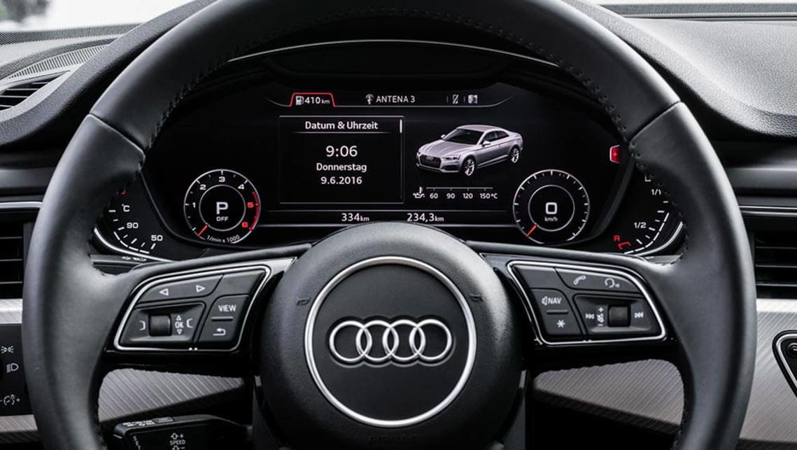 audi a5 and s5 2016 review carsguide. Black Bedroom Furniture Sets. Home Design Ideas