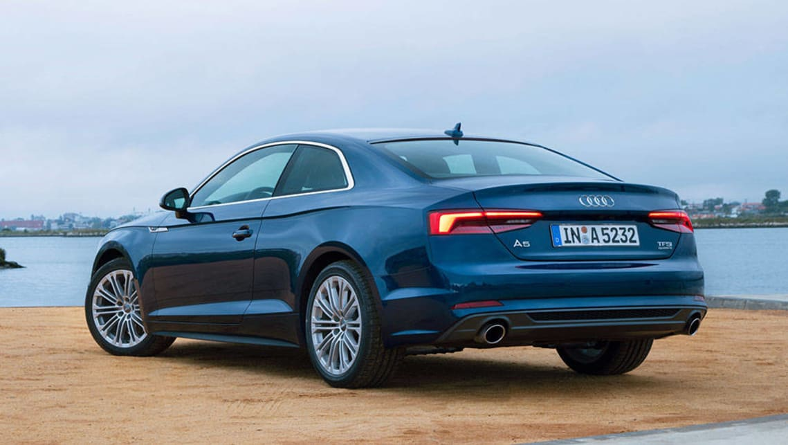 2016 audi a5 and s5 review first drive carsguide. Black Bedroom Furniture Sets. Home Design Ideas