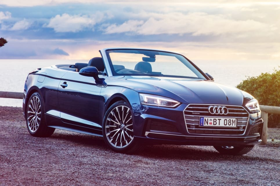 Audi A Cabriolet Review CarsGuide - Audi a5 review