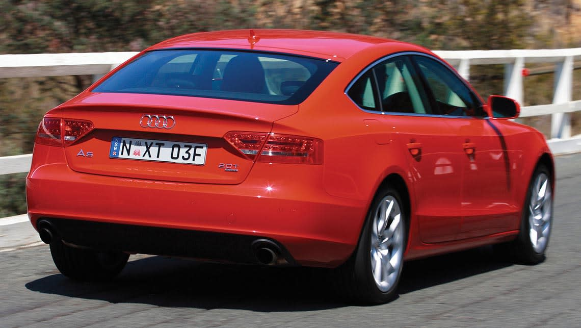 audi a5 sportback 2015 review carsguide. Black Bedroom Furniture Sets. Home Design Ideas