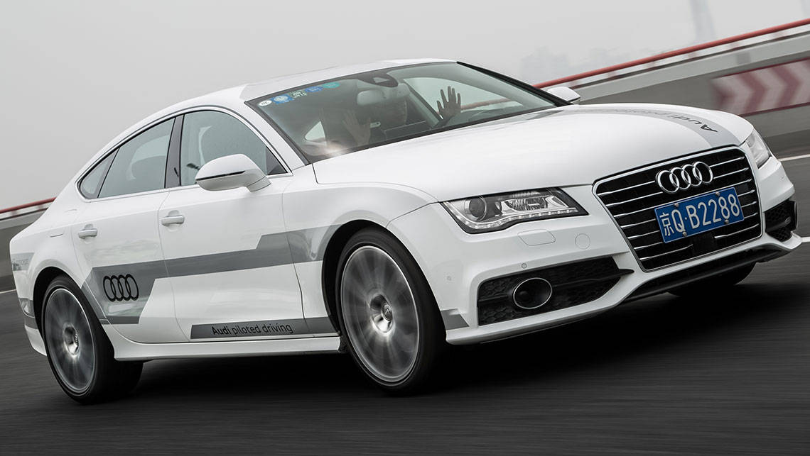 The new 2014 Audi S8 - How much better is it? - King of Fuel