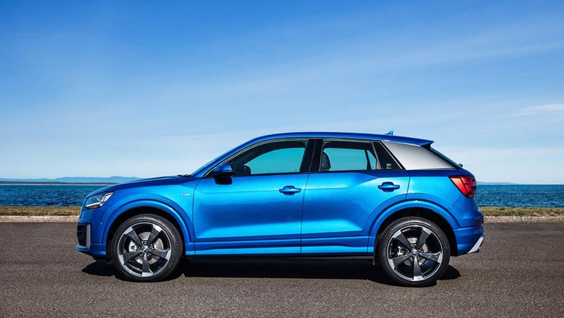 Blue Suv 2017 >> Audi Q2 2.0 TDI 2017 review | snapshot | CarsGuide