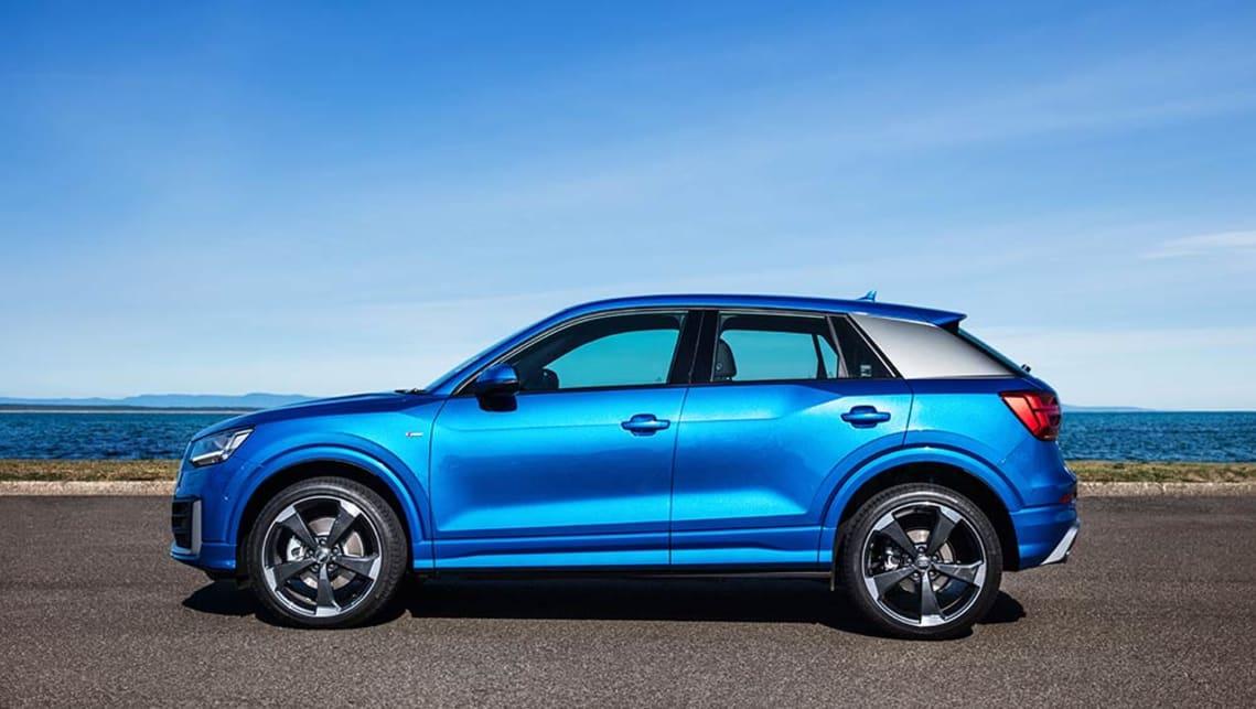 Audi Q2 2 0 Tdi 2017 Review Snapshot Carsguide