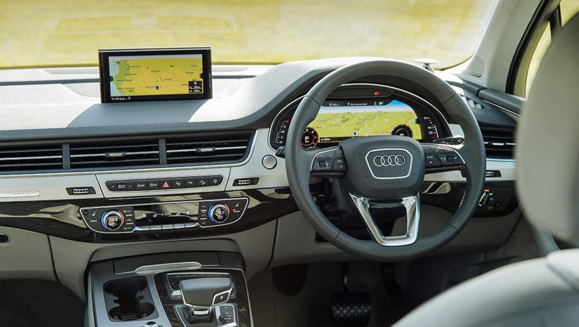 audi q7 2015 interior all informations you needs