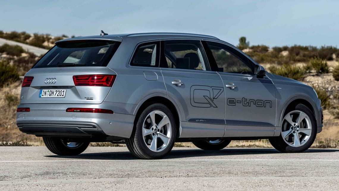 audi q7 2016 review carsguide. Black Bedroom Furniture Sets. Home Design Ideas