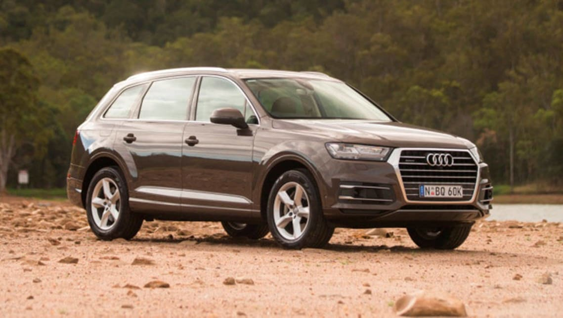 Audi Q TDI Review CarsGuide - Audi q7 tdi
