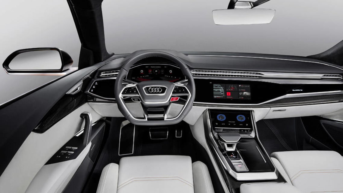 Audi Q8 Sport Concept Revealed Car News Carsguide