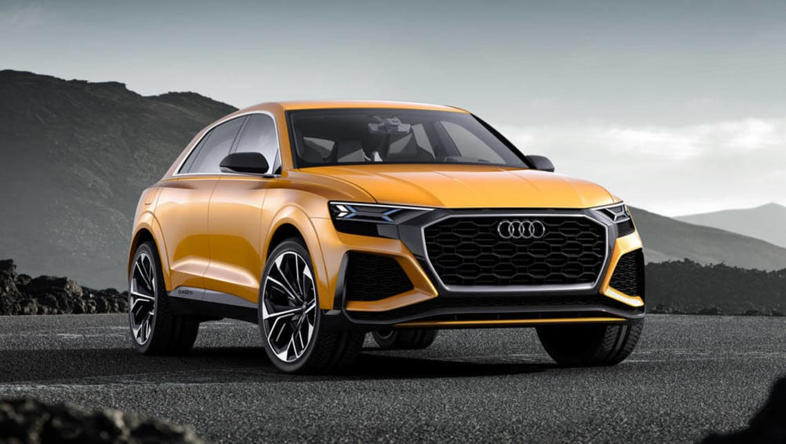 Audi Q8 Sport Concept Revealed Car News Carsguide