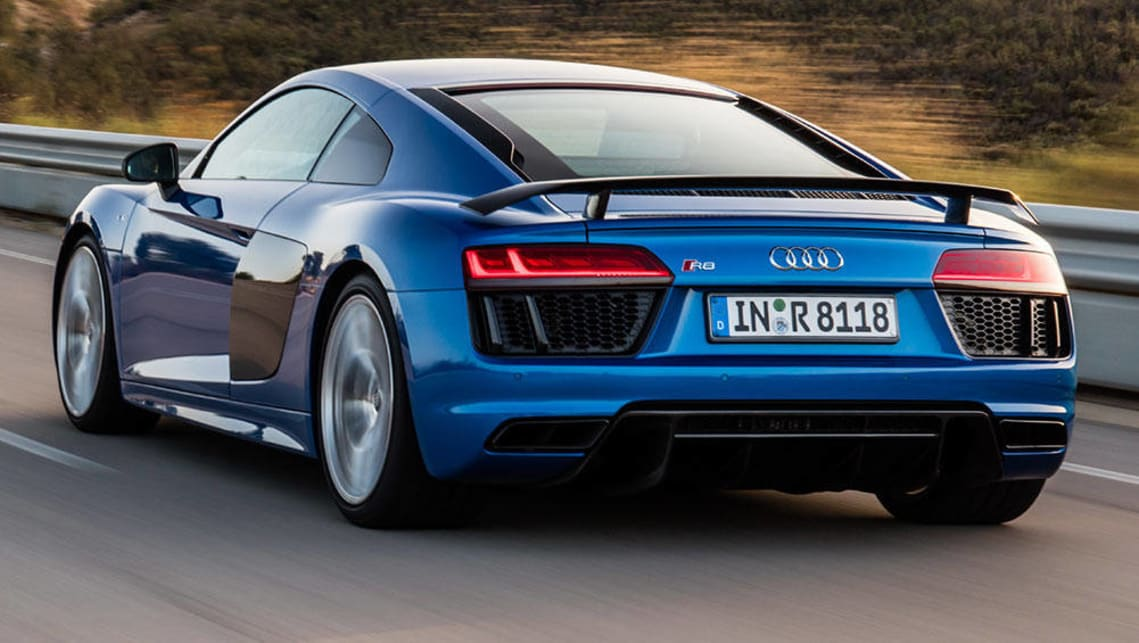 Audi R8 Coupe 2016 review | CarsGuide