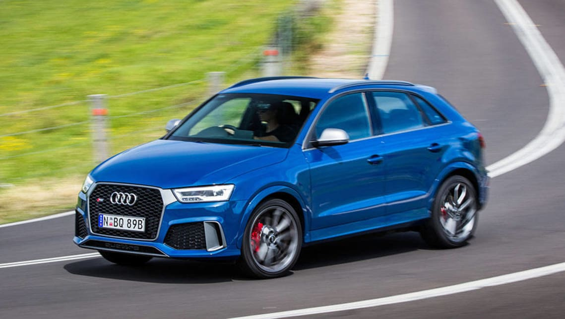 Audi Rs Q3 Performance 2016 New Car Sales Price Car News Carsguide