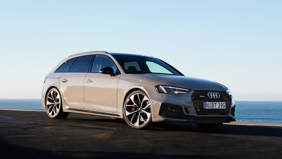 Audi RS Pricing And Spec Confirmed Car News CarsGuide - Audi rs4
