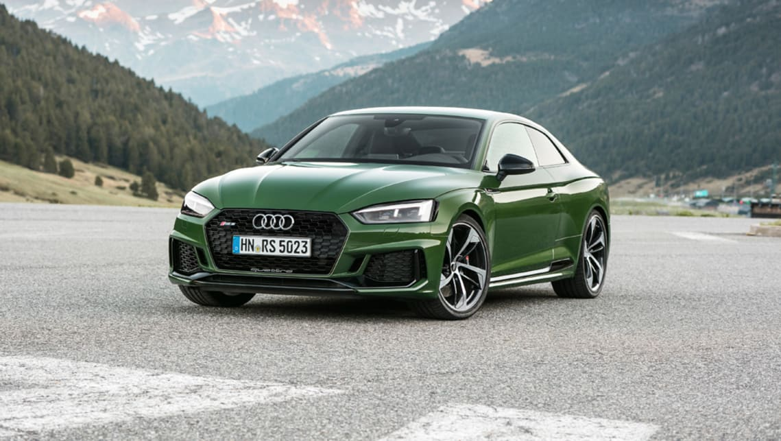 Audi RS Coupe Pricing And Spec Confirmed Car News CarsGuide - Audi r5