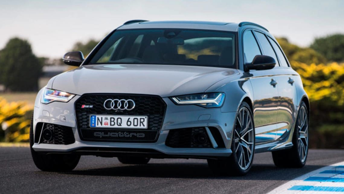 Audi Rs6 Avant 2016 Review Road Test Carsguide