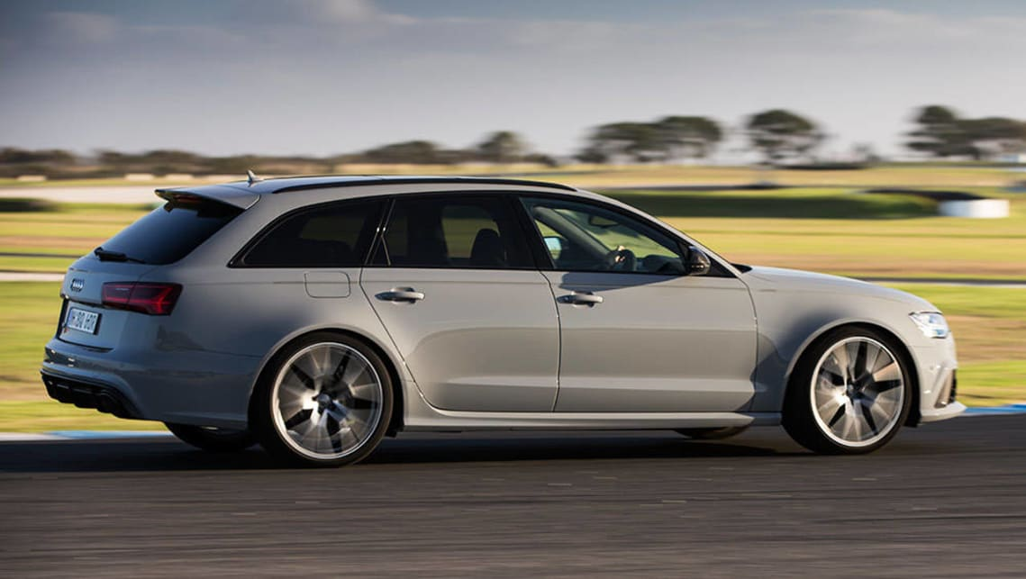 Audi RS6 Avant 2016 review | CarsGuide