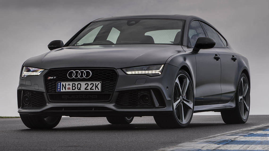 2015 Audi Rs6 And Rs7 Detailed Car News Carsguide
