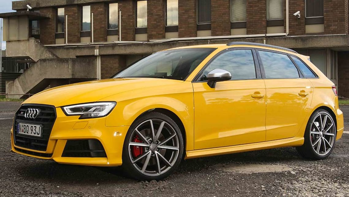 Audi rs3 2017 price list