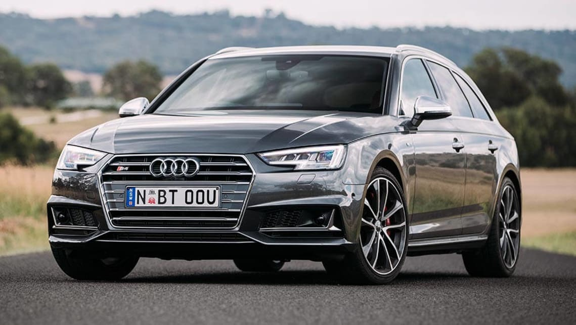 Audi S4 Sedan And Avant 2017 Review First Drive Carsguide