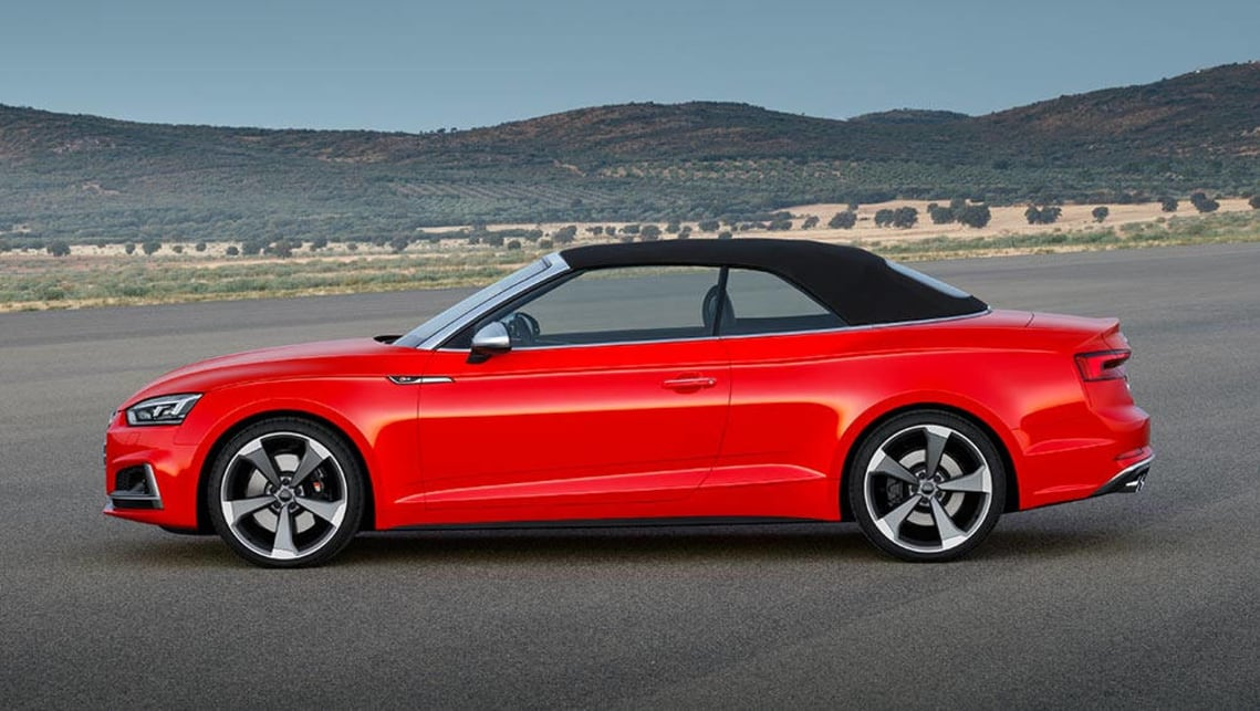 2017 audi a5 and s5 cabriolets revealed car news. Black Bedroom Furniture Sets. Home Design Ideas