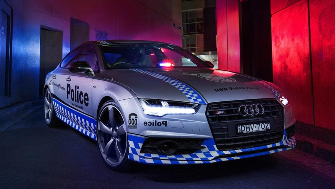 מעולה NSW Police reveal Audi S7 - Car News | CarsGuide AB-32