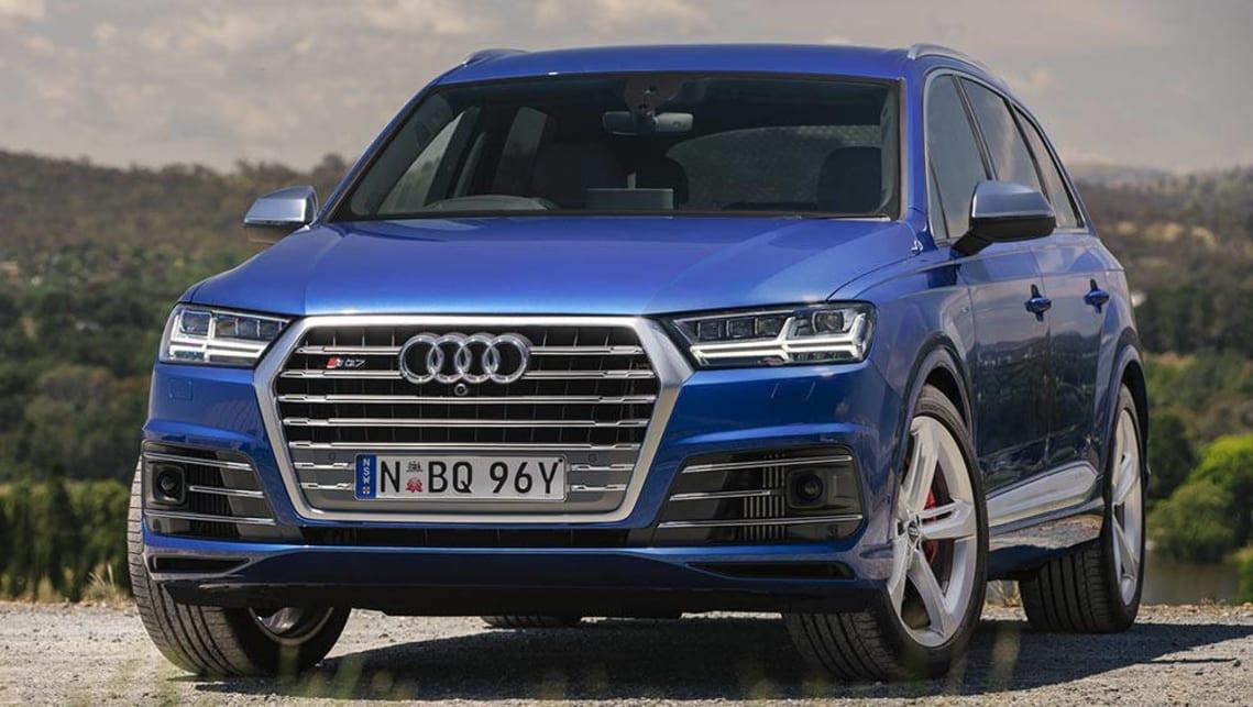 Audi SQ Review CarsGuide - Audi sq7 price