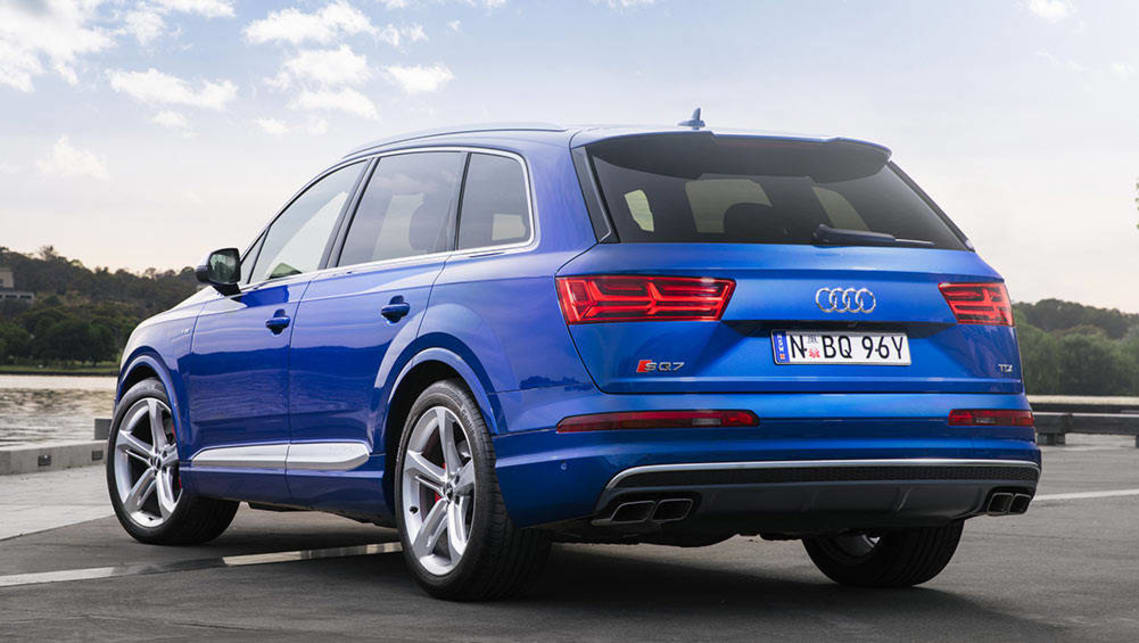 Audi Sq7 2016 Review Carsguide