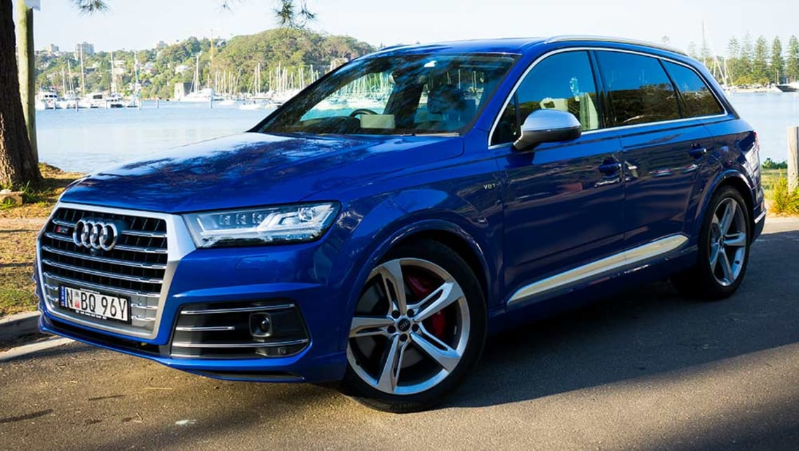 Audi Sq7 2017 Review Carsguide
