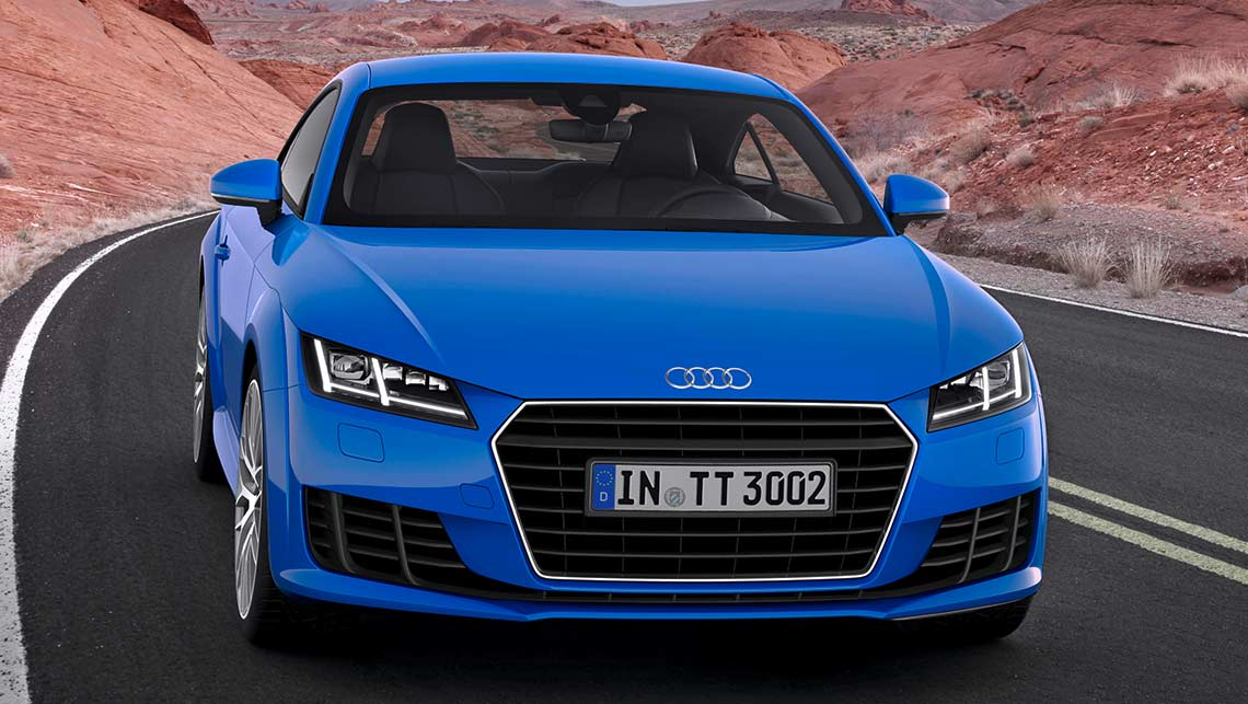 audi tt and tts 2014 review carsguide. Black Bedroom Furniture Sets. Home Design Ideas