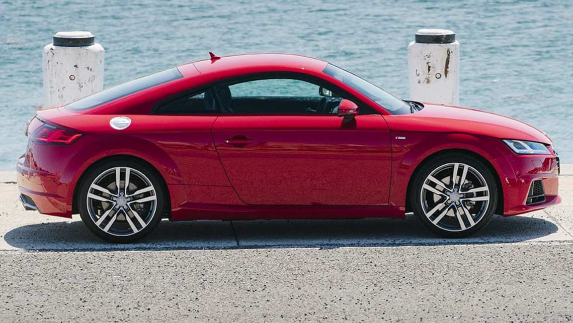 2015 Audi Tt Sport Quattro Coupe Review Road Test