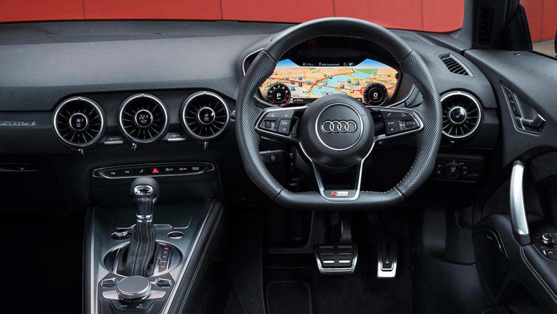 סנסציוני Audi TT 2015 review | CarsGuide NU-21
